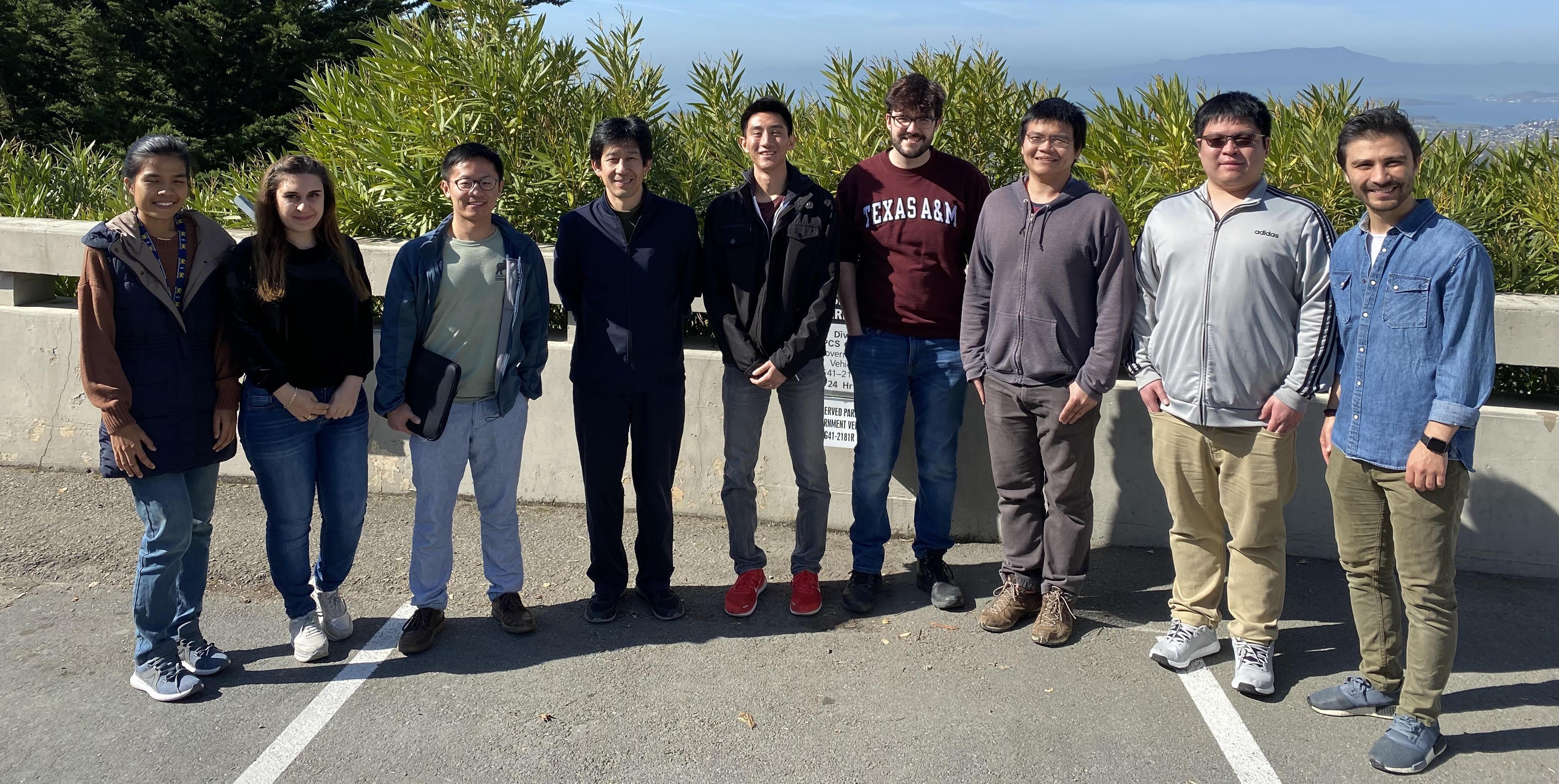 Liu Lab Group Photo